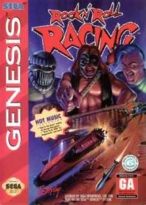 Echanger le jeu Rock And Roll Racing  sur MEGADRIVE