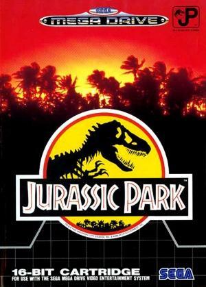 Echanger le jeu Jurassic Park  sur MEGADRIVE