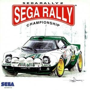 Echanger le jeu Sega Rally 2 Championship  sur DREAMCAST