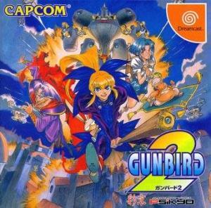 Echanger le jeu Gunbird 2 sur DREAMCAST