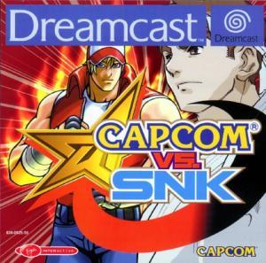 Echanger le jeu Capcom Vs SNK sur DREAMCAST