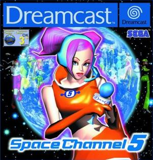 Echanger le jeu Space Channel 5 sur DREAMCAST
