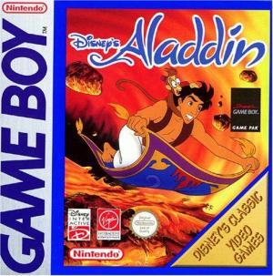 Echanger le jeu Aladdin sur GAMEBOY