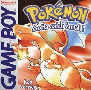 Echanger le jeu Pokémon Version rouge sur GAMEBOY