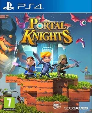Echanger le jeu Portal Knights sur PS4
