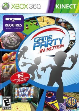Echanger le jeu Game Party, En action (Kinect exigé) sur Xbox 360