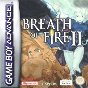 Echanger le jeu Breath Of Fire 2 sur GBA