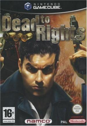Echanger le jeu Dead to Rights sur GAMECUBE