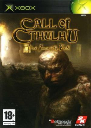 Echanger le jeu Call of Cthulhu sur XBOX