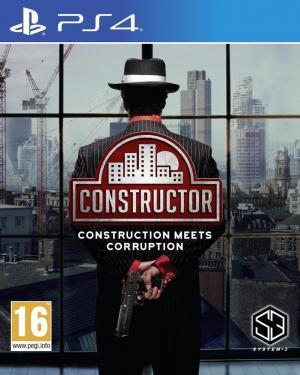 Echanger le jeu Constructor HD sur PS4