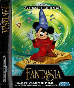 Echanger le jeu Fantasia  sur MEGADRIVE