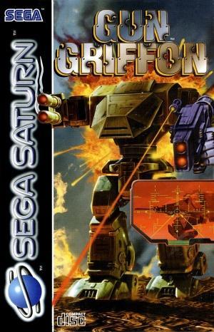 Echanger le jeu Gun Griffon  sur SATURN