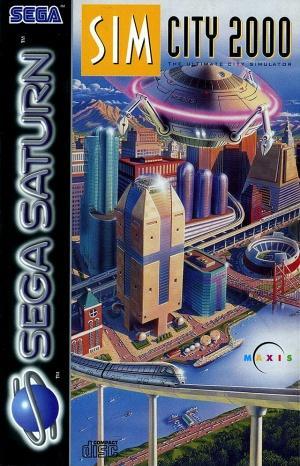 Echanger le jeu Sim City 2000 sur SATURN