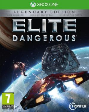 Echanger le jeu Elite: Dangerous - Legendary Edition sur Xbox One