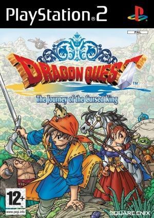 Echanger le jeu Dragon Quest L'odysée du roi maudit sur PS2