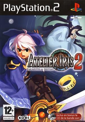 Echanger le jeu Atelier Iris 2: The Azoth of Destiny  sur PS2