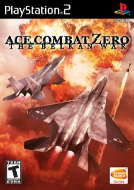 Echanger le jeu  Ace Combat 5 :  The Belkan War sur PS2