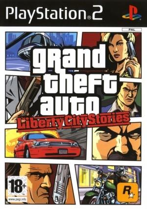 Echanger le jeu GTA : Liberty City stories sur PS2