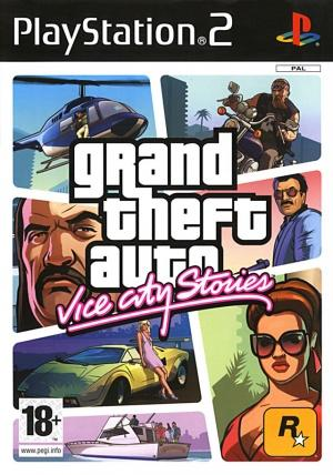 Echanger le jeu GTA : Vice City stories sur PS2