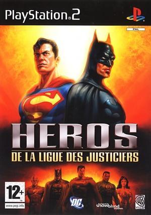 Echanger le jeu Justice League Heroes  sur PS2