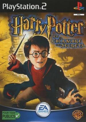 Echanger le jeu Harry Potter et la chambre des secrets sur PS2
