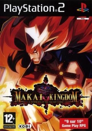 Echanger le jeu Makai kingdom sur PS2