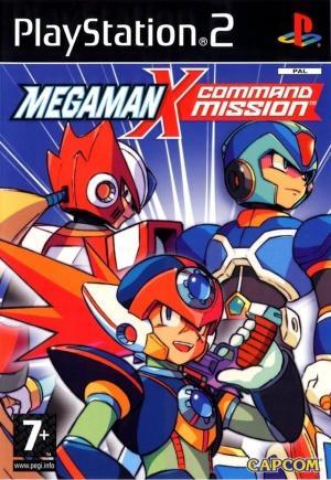 Echanger le jeu Megaman X : Command Mission  sur PS2