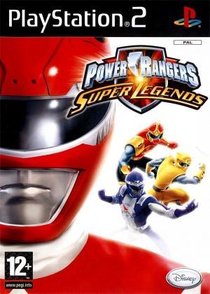 Echanger le jeu Power Rangers: Super Legends  sur PS2
