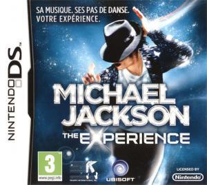 Echanger le jeu Michael Jackson, The Experience sur Ds