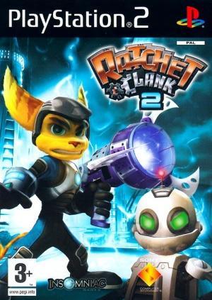 Echanger le jeu Ratchet et Clank 2 sur PS2
