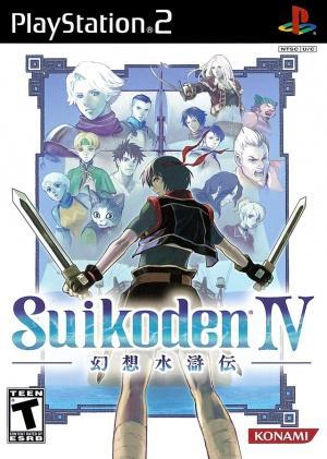Echanger le jeu Suikoden IV  sur PS2