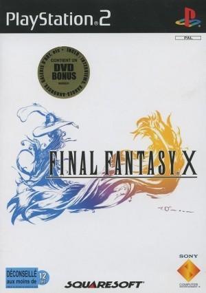 Echanger le jeu Final Fantasy X  sur PS2