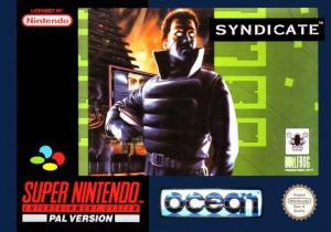 Echanger le jeu Syndicate sur SUPER NES