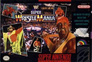 Echanger le jeu Super Wrestle Mania sur SUPER NES