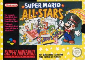 Echanger le jeu Super Mario All Stars sur SUPER NES