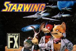 Echanger le jeu Starwing  sur SUPER NES