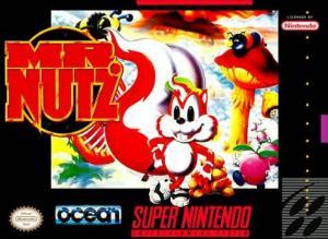 Echanger le jeu Mr. Nutz  sur SUPER NES