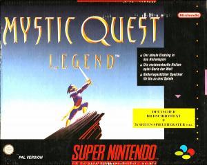 Echanger le jeu Mystic Quest Legend  sur SUPER NES