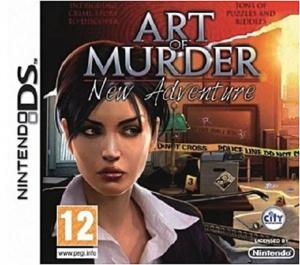 Echanger le jeu Art of Murder, Les Cartes du Destin sur Ds