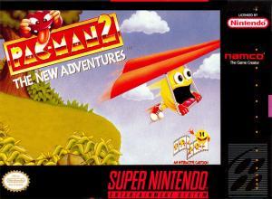 Echanger le jeu Pac-Man 2 sur SUPER NES