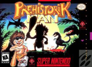 Echanger le jeu Prehistorik Man sur SUPER NES