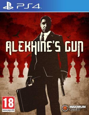 Echanger le jeu Alekhine's Gun sur PS4