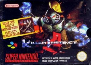 Echanger le jeu Killer Instinct sur SUPER NES
