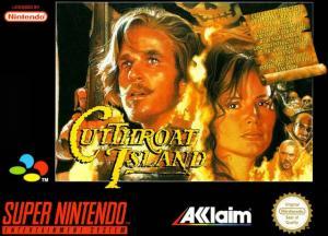 Echanger le jeu L'ile Aux Pirates : Cutthroat Island sur SUPER NES