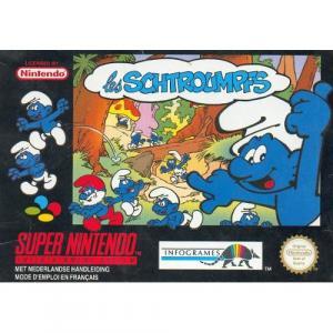 Echanger le jeu Les Schtroumpfs sur SUPER NES