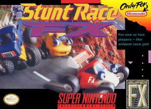 Echanger le jeu Stunt Race Fx sur SUPER NES