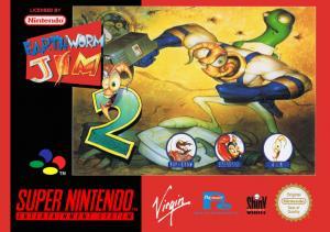 Echanger le jeu Earthworm Jim 2 sur SUPER NES