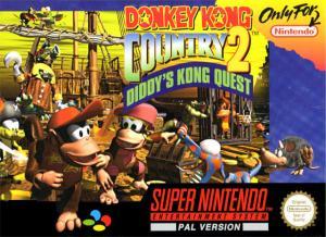 Echanger le jeu Donkey Kong Country 2: Diddy's Kong Quest sur SUPER NES