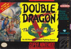 Echanger le jeu Double Dragon 5 sur SUPER NES