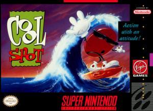 Echanger le jeu cool spot sur SUPER NES